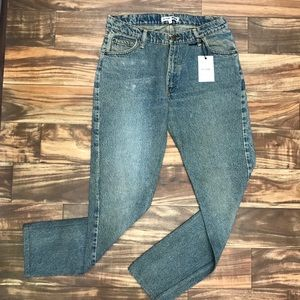 LEVIS RE/DONE HIGH RISE SKINNY JEANS 29 #8